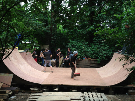 Barak Ramp-Lost in the Jungle