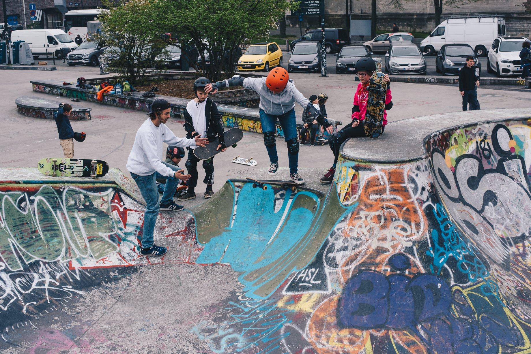 Juliette stage skateboard Skatoria
